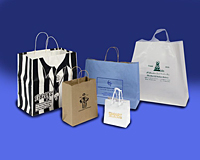Specialty Paper Bags & Plastic Bags