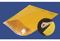 Bubble Mailer with Opening Tear Strip