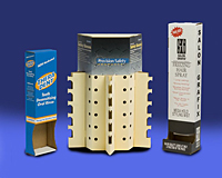 Specialty Corrugated Countertop Displays