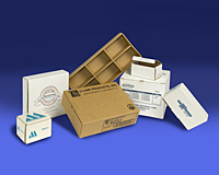 Specialty Corrugated Boxes and Trays