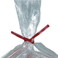 Plastic Poly Bag Ties