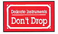 Delicates Instrument Labels