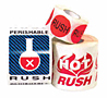 Rush Labels